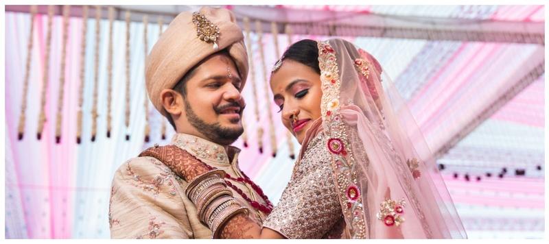 Aneesh & Sakshi Jaipur : This shaadi witnessed an intimate haldi, a larger-than-life sangeet and a royal-style wedding!