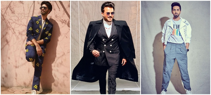 7 Celebrity Dads who Nailed the Fashion Game!