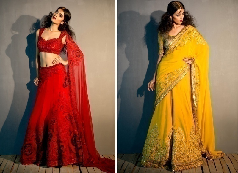 0521b7a874e Best Stores to Buy a Bridal Lehenga Choli Online – Prices
