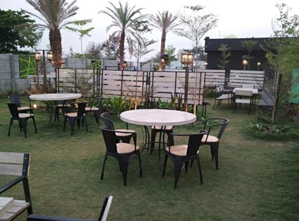 Kairos Restro Surabardi Nagpur - Wedding Lawn