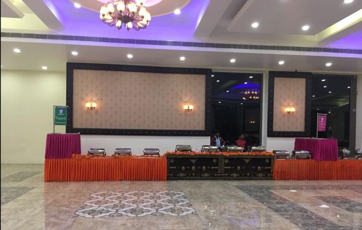 Sheesh Mahal Panchkula Chandigarh - Banquet Hall