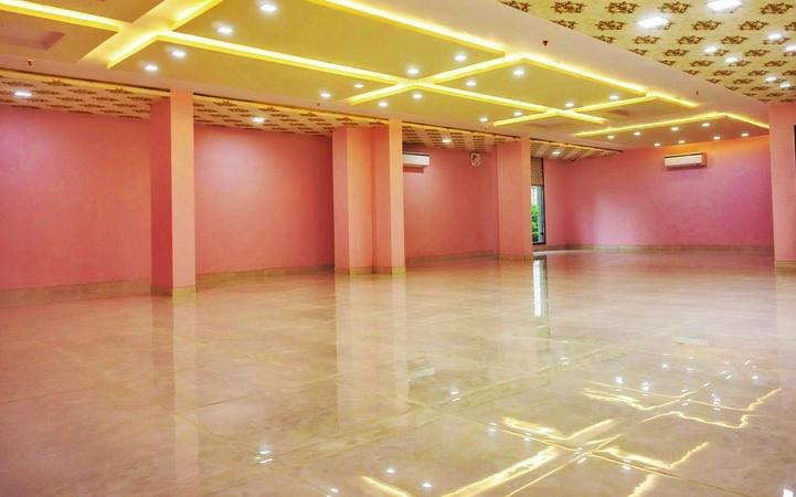 Hotel The Raas Mahal Amer Road Jaipur - Banquet Hall