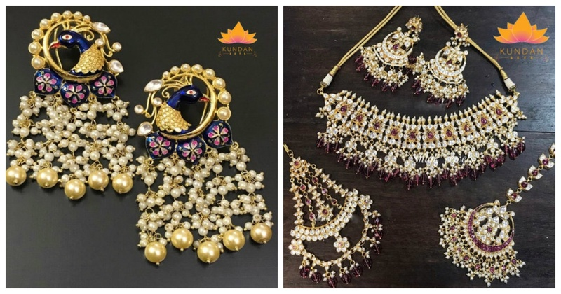 Kundan Sets: A Jewellery Brand for the Millennial Bride