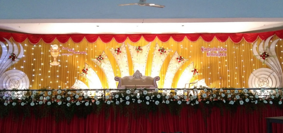 Silver Jubilee Hall Tatabad Coimbatore - Banquet Hall
