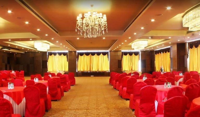 Hotel Aalcajars Inn, Kankarbagh, Patna
