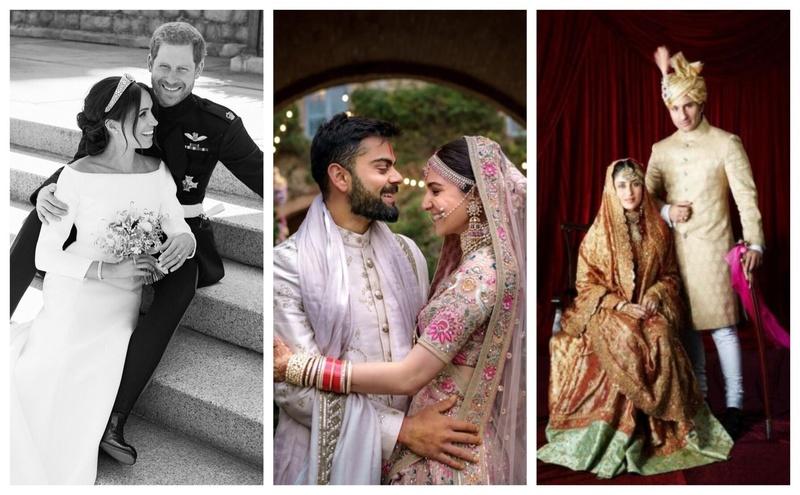#WeddingzDecadeRewind: 18 Biggest Celebrity Weddings of the Decade