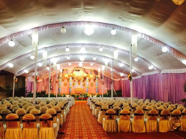Nomani Garden George Town Prayagraj - Banquet Hall