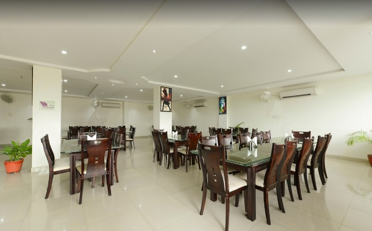Hotel Orchid Tajganj Agra - Banquet Hall
