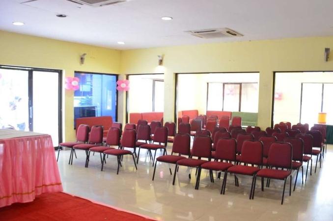 Vasantha Bhavan Maduravoyal Chennai - Banquet Hall