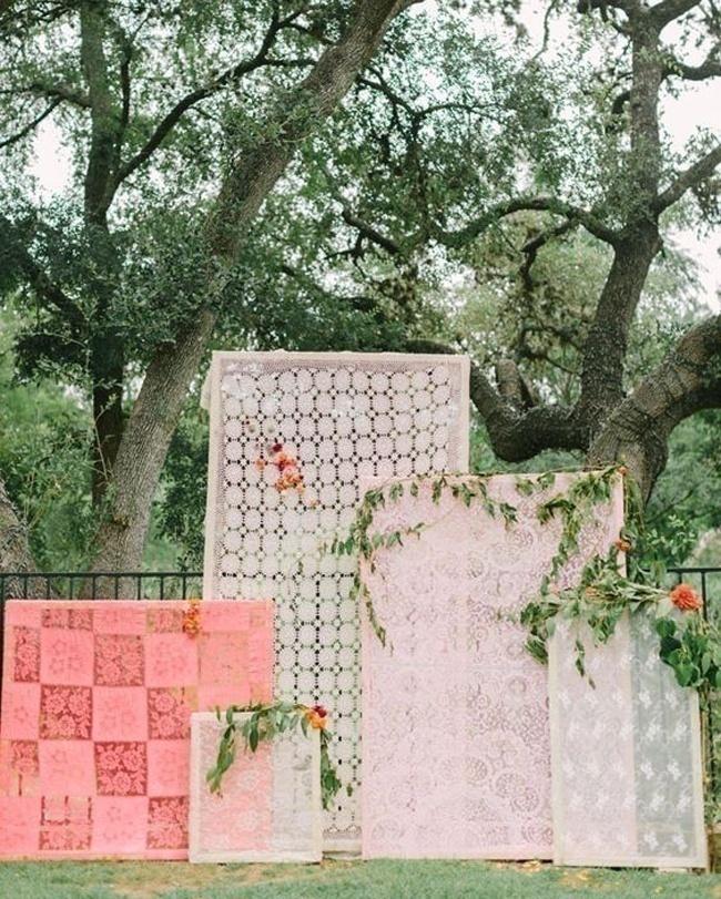 Stunning Wedding Decor Ideas without Flowers