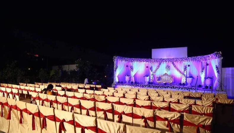 Celebrations Restaurant Jubilee Hills Hyderabad - Banquet Hall