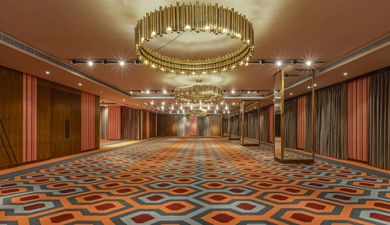 Zone by The Park Hotel VIP Road Raipur - Banquet Hall
