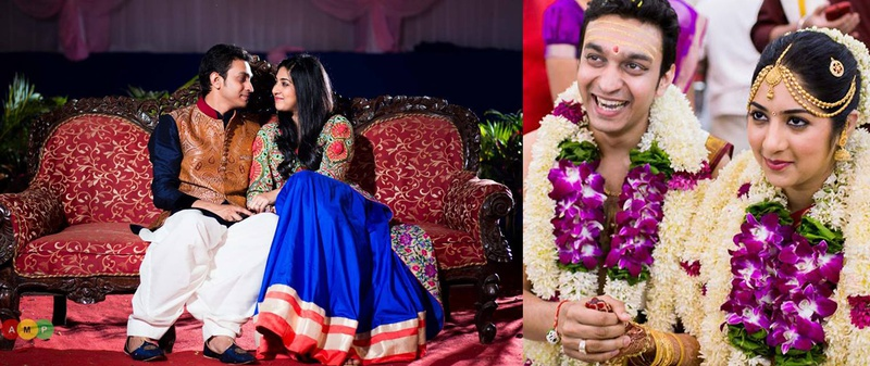 Ankit  & Shruti Mumbai : A Bright and Colourful Wedding Ceremony