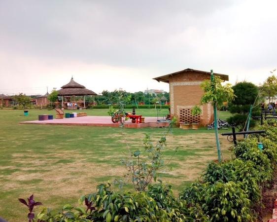 Surajgarh Farms Sector 60 Gurugram - Wedding Lawn