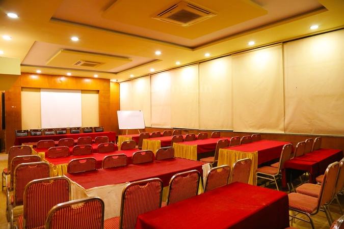 Hotel Grandeur Ameerpet Hyderabad - Banquet Hall
