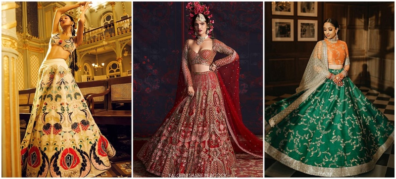 Your Complete Guide to Choosing the Best Bridal Lehengas for Your D-day!