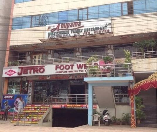 Sai Anupama Multi Cuisine Restaurant Kukatpally Hyderabad - Banquet Hall