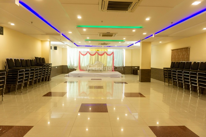 Celebrations Function Halls Muralinagar Visakhapatnam - Banquet Hall