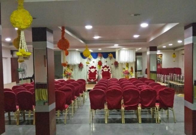 Moksh Banquet, Jubilee Hill, Hyderabad