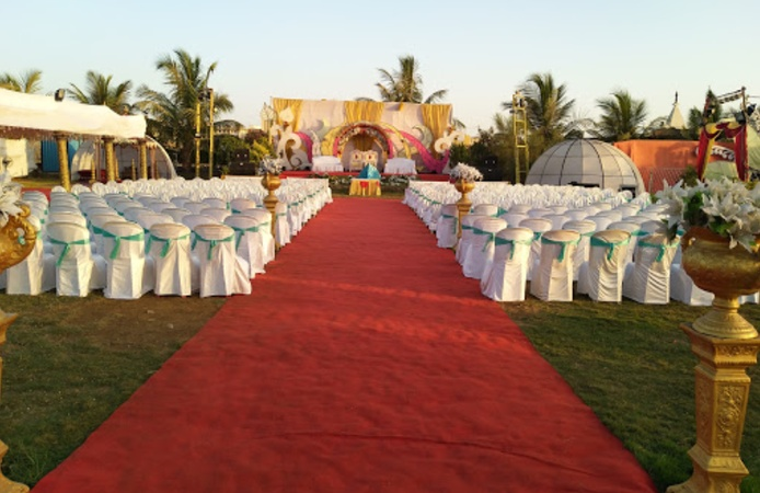 Deshmukh Farm House And Marriage Garden Virar East Mumbai - Wedding Lawn