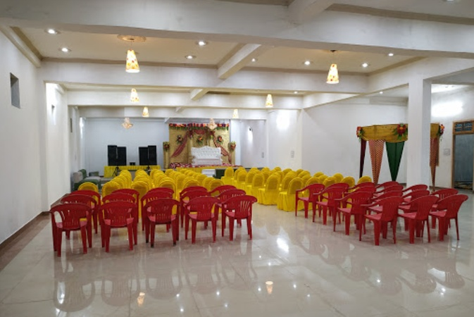 Gold Marriage Lawn Rajajipuram Lucknow - Banquet Hall