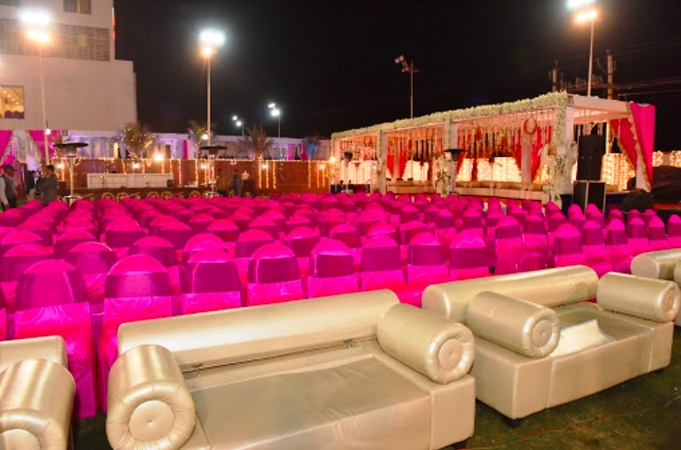 Chandra Grand Mandore Jodhpur - Banquet Hall