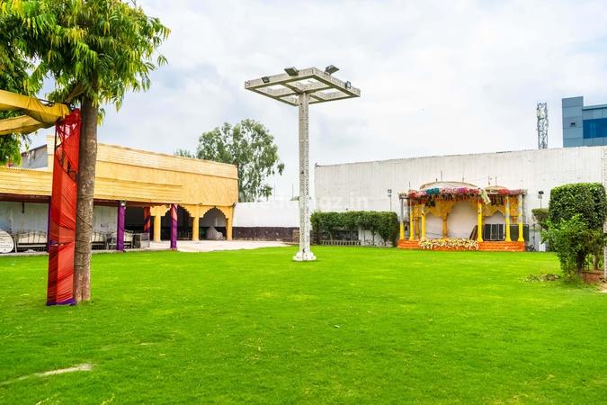 Dwarka Garden Dwarka Delhi - Wedding Lawn