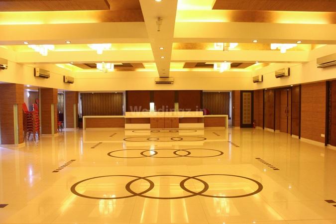 Hotel Miramar Devka Beach Road Daman and Diu - Banquet Hall