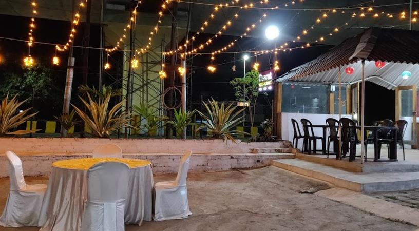 Dawat Garden Family Restaurant Wardha road Nagpur - Wedding Lawn