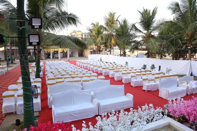 Vardhaman Lawn Mira Bhayandar Mumbai - Banquet Hall