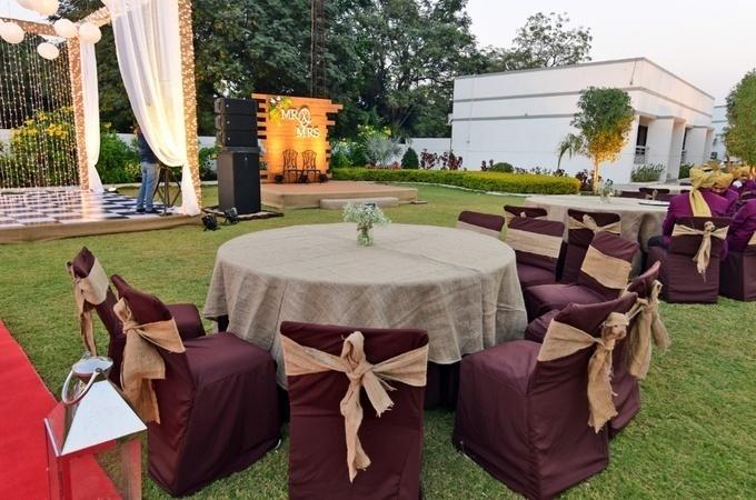 Lilleria Banquet And Gardens, Sama Savli Road, Baroda