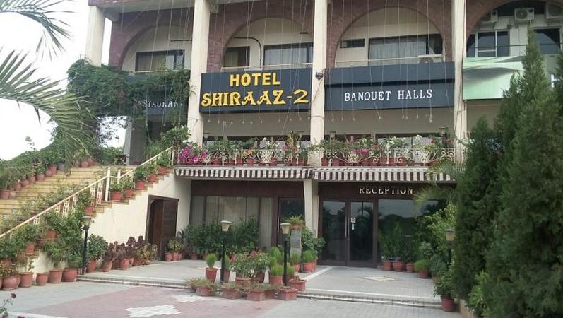 Hotel Shiraaz 2 Panchkula Chandigarh - Banquet Hall