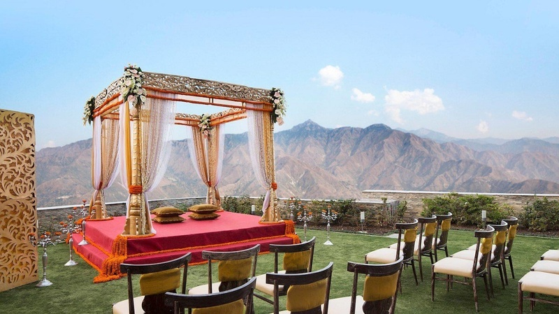 Heavenly Locations for Hill Station Destination Wedding