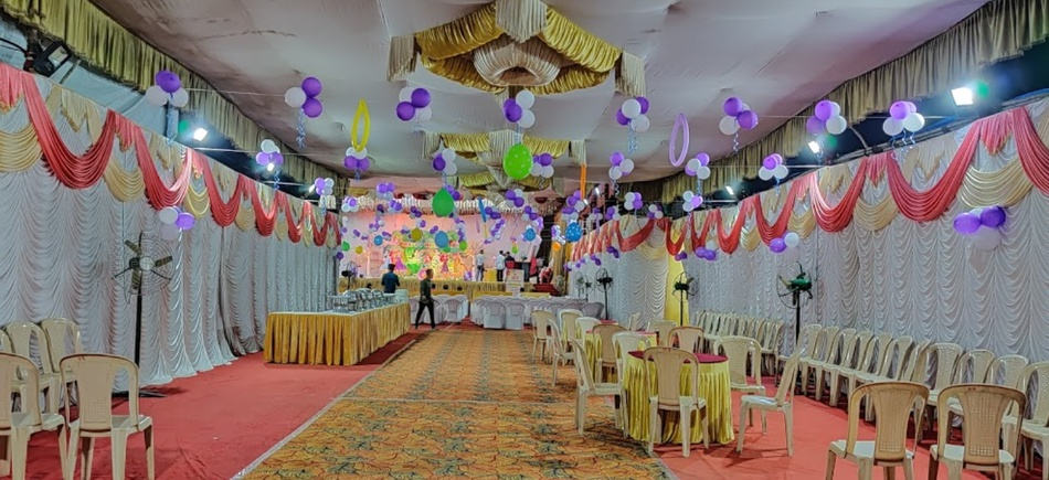 Gurukrupa Marriage Lawn Kandivali West Mumbai - Banquet Hall