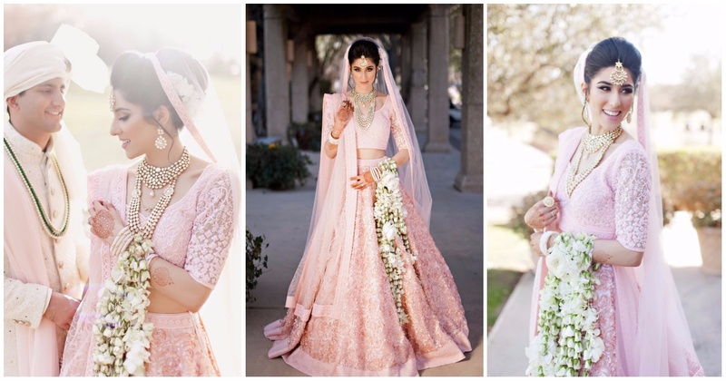 Bride Of The Week: Miss India USA's Gorgeous Indian Wedding Sets The Bar Too High For Every Bride Out There