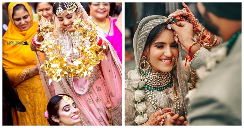 A-Z guide on Punjabi wedding rituals and all you need to know ...