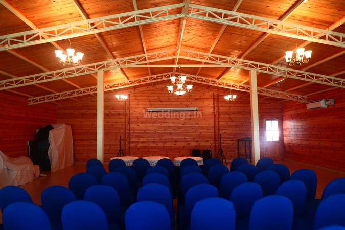 The Regalia Resort Mandrem Goa - Banquet Hall