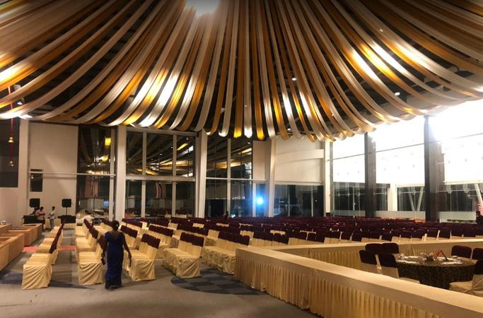 Veda Convention Manneguda Hyderabad - Banquet Hall