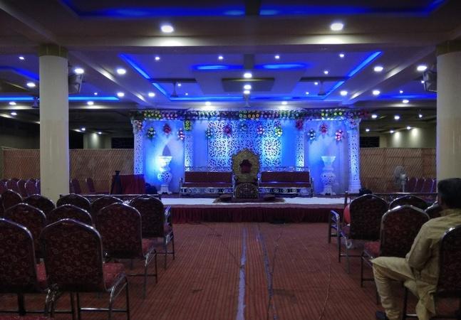 Golden Function Plaza Falaknuma Hyderabad - Banquet Hall