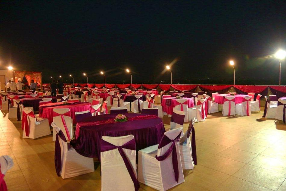 Ramada Plaza Palm Grove Juhu Mumbai Banquet Hall