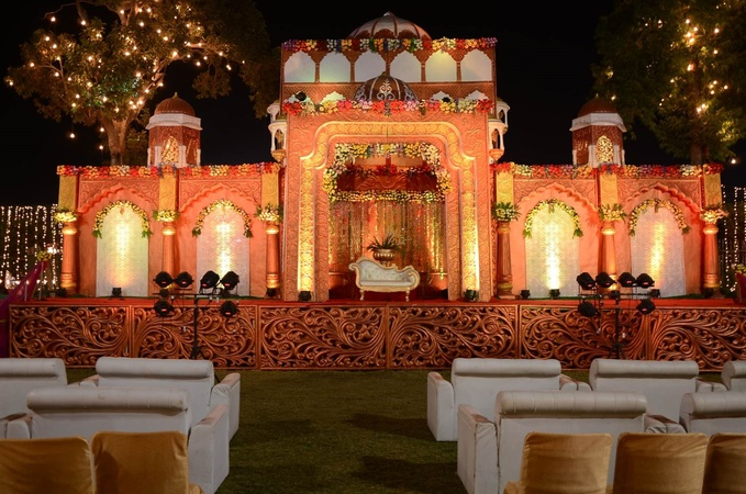 Gopal Garden Mathura Road Faridabad - Banquet Hall