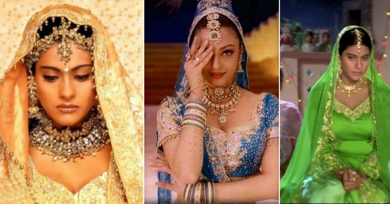5 Outfits From The 90's Bollywood Movies Every Girl Has Dreamed Of Wearing At Her Wedding!