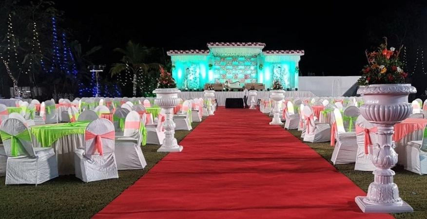 Vishnuji Ki Rasoi - Silver Lawns Thane West Mumbai - Wedding Lawn