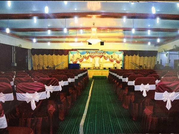 Rose Garden Champapet Hyderabad - Banquet Hall