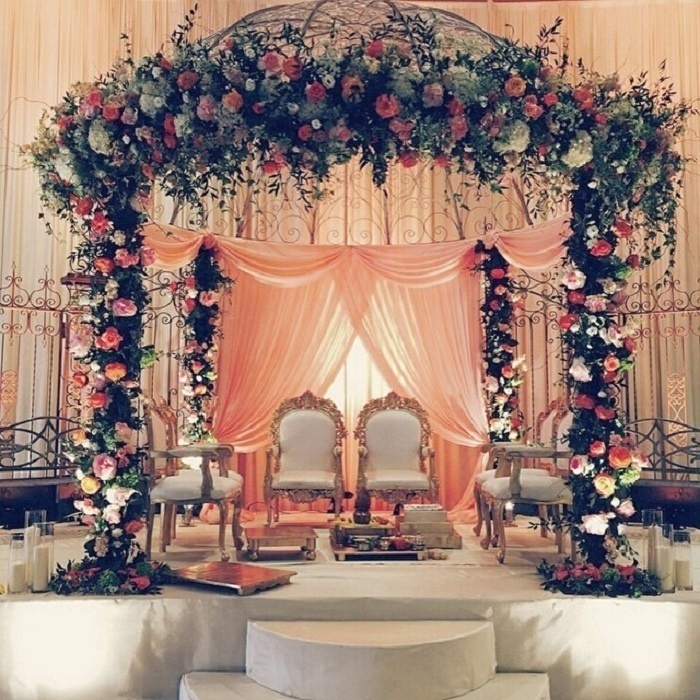 50 Top Mandap Decoration Ideas From 2017 Weddingz2017rewind Blog