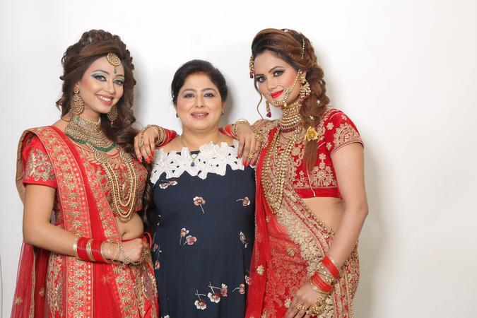 Marvelous Unisex Salon | Delhi | Makeup Artists