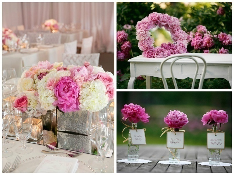 PRETTY, PRINCESSY PEONIES FOR A DELICATE MOOD