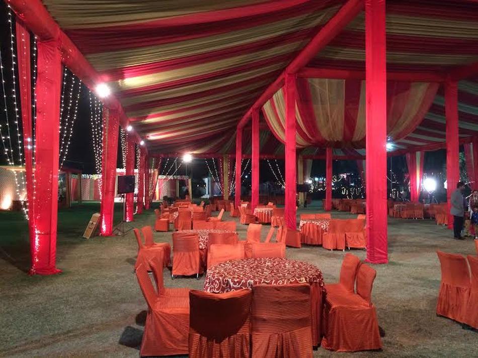 Punjabi Bagh Resorts Kathanian, Amritsar   Banquet Hall ...