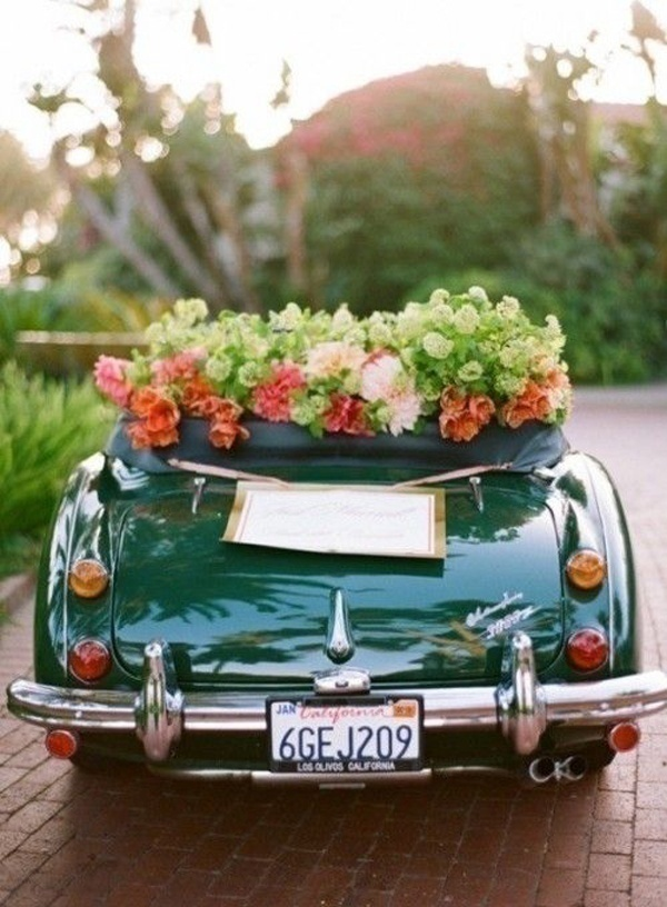 Indian wedding car decoration ideas that are fun and for Fun blog ideas