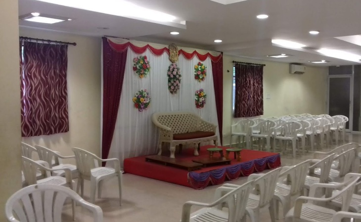 TJ Mini Hall Vadapalani Chennai - Banquet Hall